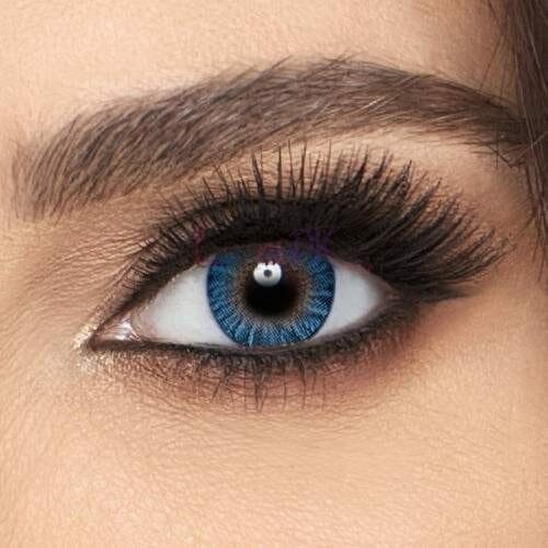 Buy Freshlook True Sapphire Contact Lenses - ColorBlends Collection - lenspk.com