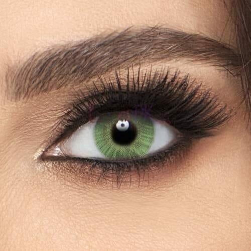 Buy Freshlook Green Contact Lenses - Colors- lenspk.com