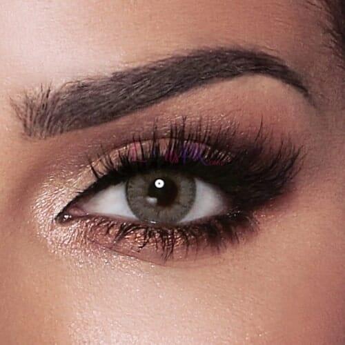 Buy Bella Sandy Gray Contact Lenses - Elite Collection - lenspk.com