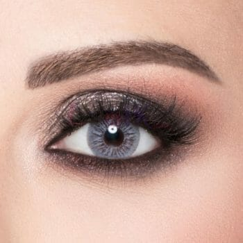 Amara Ash Gray Eye Contact Lenses