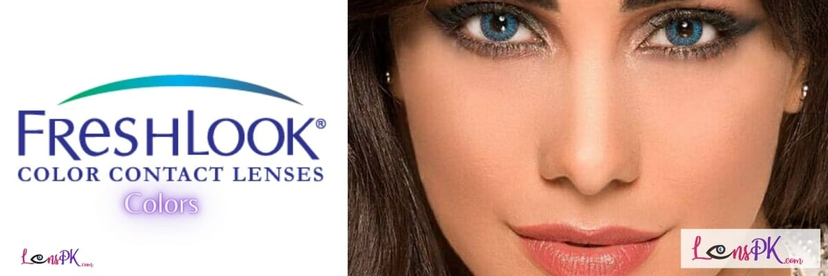 Freshlook Colors Contact Lenses in Pakistan