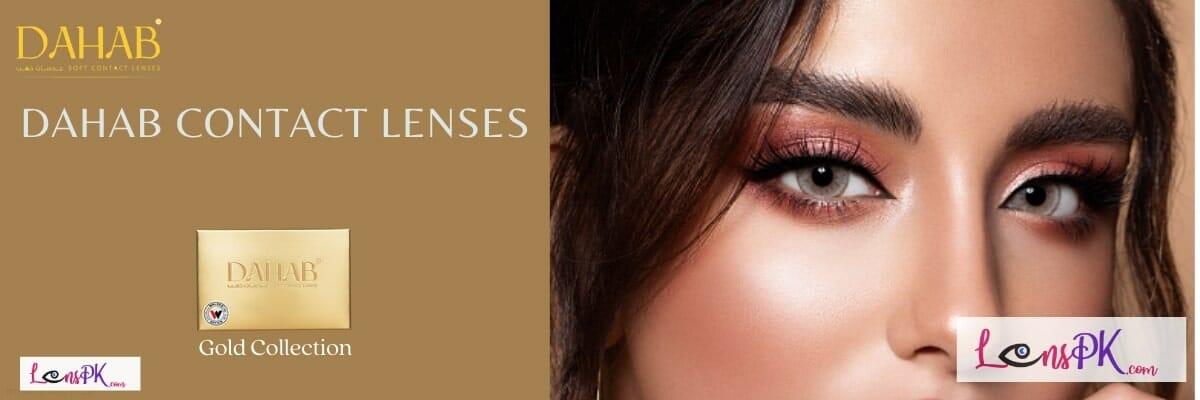 Buy Dahab Contact Lenses in Pakistan