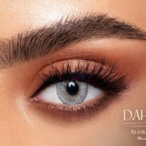 Buy Dahab Alaska Contact Lenses - One Day Collection - lenspk.com
