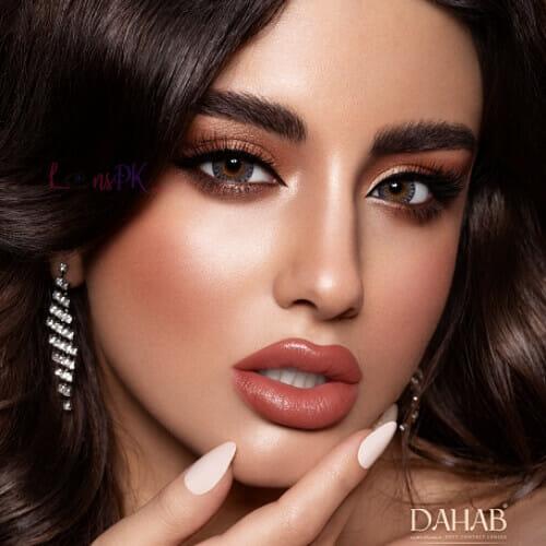 Buy Dahab Diamond Contact Lenses - One Day Collection - lenspk.com